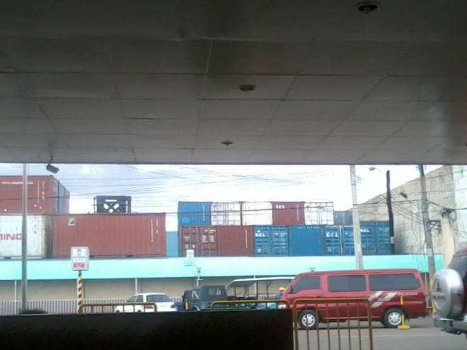Cebu Port Area