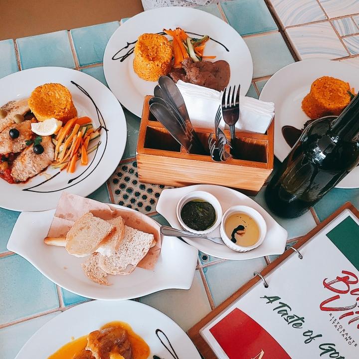 Lunch Specials at Buona Vita RistorantiItaliano!