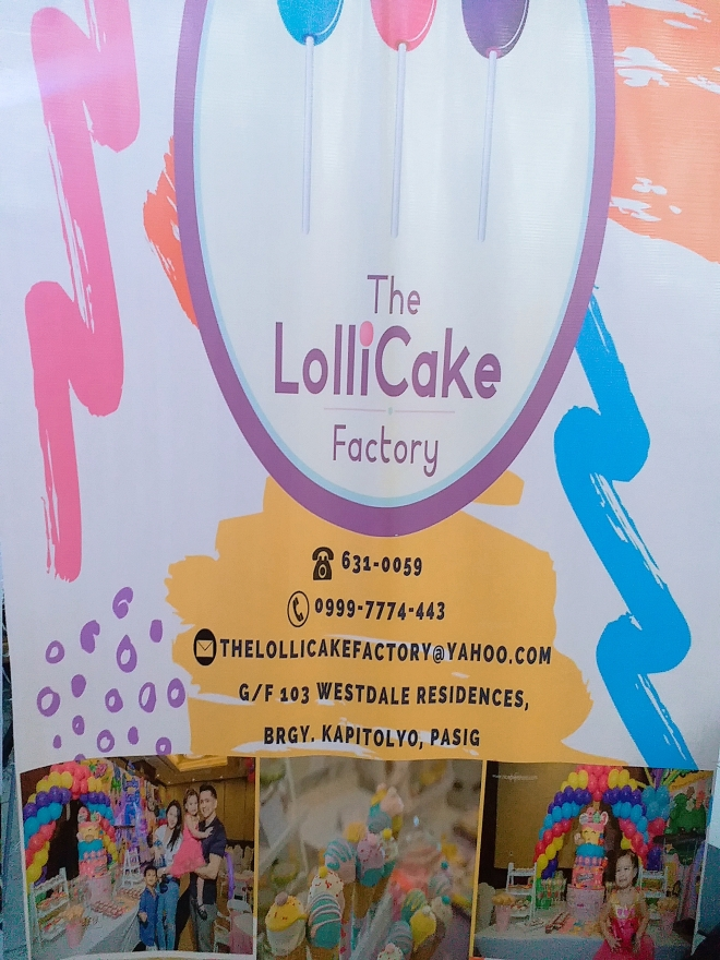 The Lollicake Factory