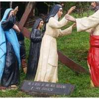 Short Visit to Lucban, Quezon - Kamay Ni Hesus Shrine
