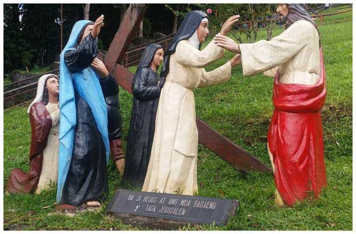 Short Visit to Lucban, Quezon – Kamay Ni HesusShrine