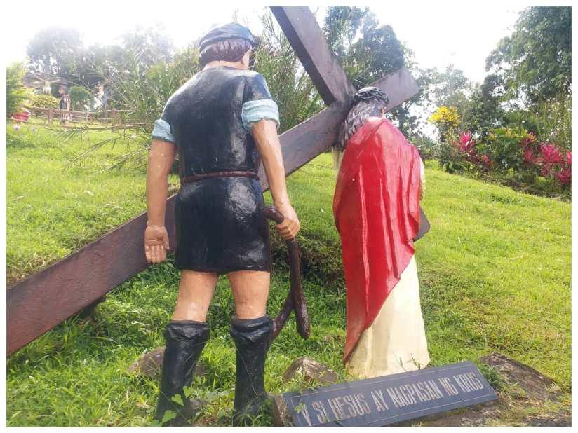 KAMAY NI HESUS
