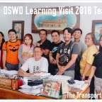 DSWD Learning Visit – Ikot sa CALABARZON 2018 – Part 1