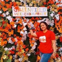 Hang out at Greenfield Weekend Market