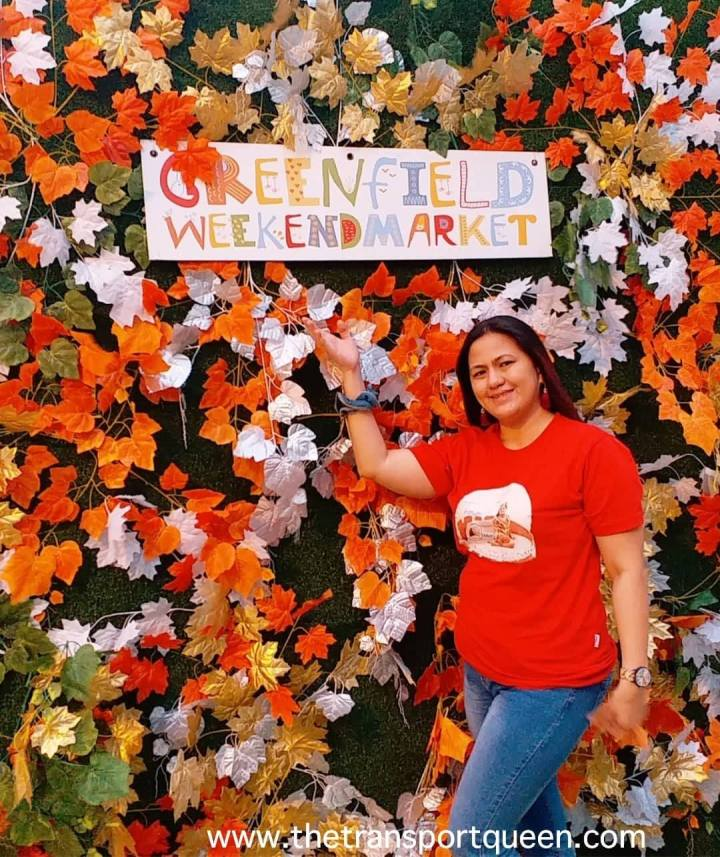 Hang out at Greenfield WeekendMarket