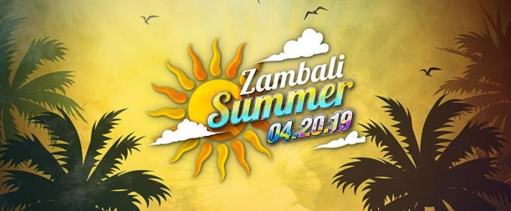 Zambali Summer Beach Music Festival: Gear up for a different kind of SummerExperience!