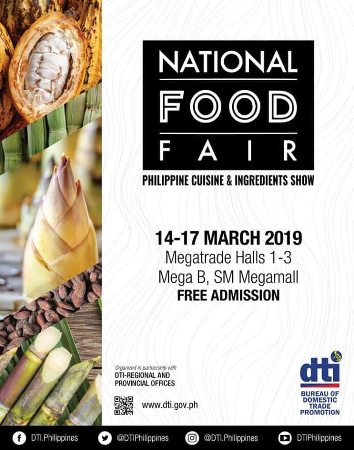 NATIONAL FOOD FAIR