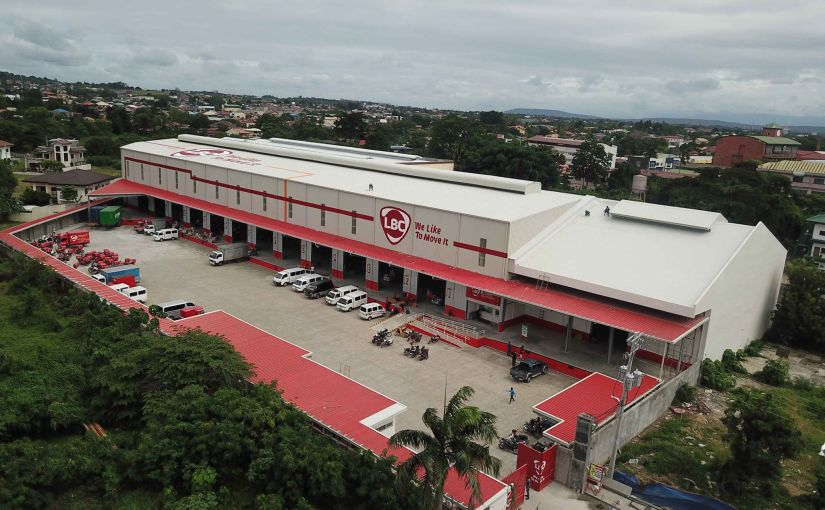 LBC Powers up the Logistics business with its NewWarehouses!