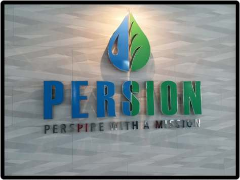 PERSION gym