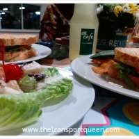 dS Cafe - Your healthier choice!