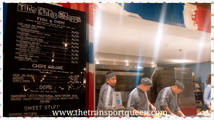 The Chip Shoppe
