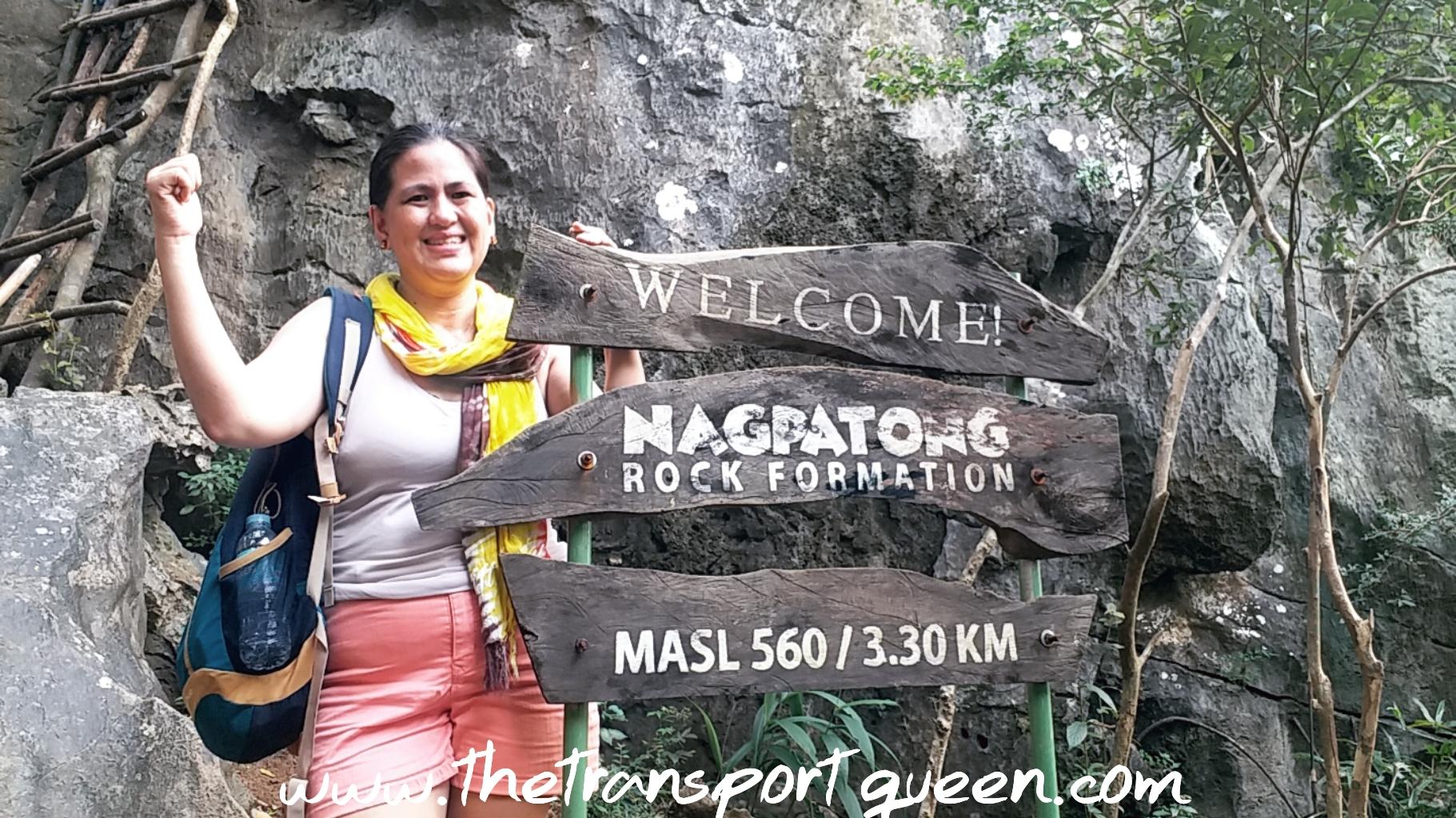 nagpatong rock formation