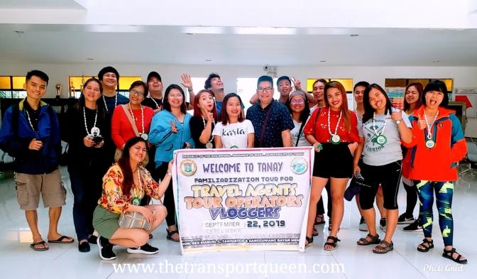 Tanay Bloggers Fam Tour