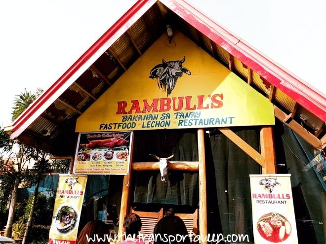 Rambulls restaurant