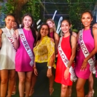 Miss Asia Pacific International 2019 - List of Candidates