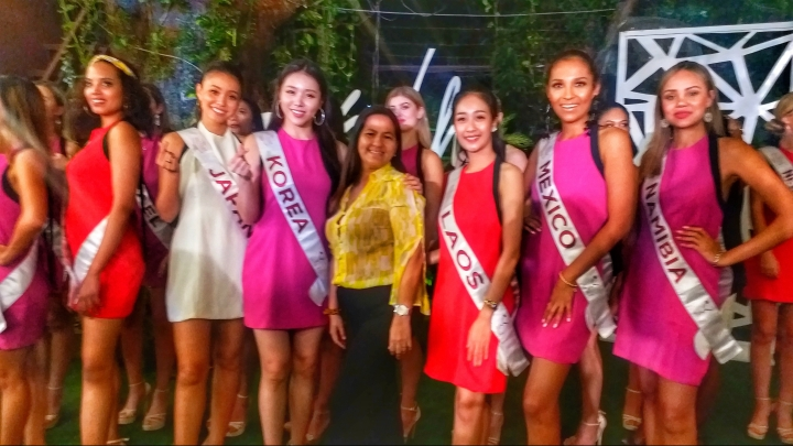 Miss Asia Pacific International 2019 – List ofCandidates
