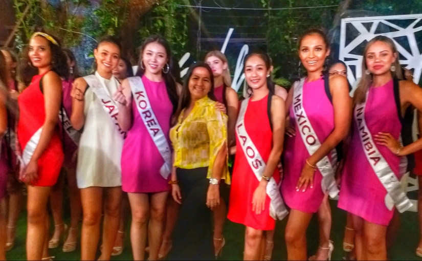 Miss Asia Pacific International 2019 – List of Candidates