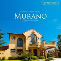 Crown Asia's Premium - Murano House Model - Ready for Occupancy