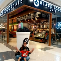 Black Scoop Cafe your new addiction opens at SM City Dasmariñas, Cavite - The Transport Queen