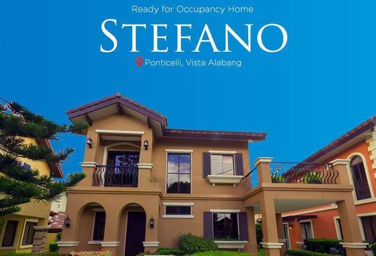 Live your Dream Home at Ponticelli – Daang Hari Road, VistaAlabang