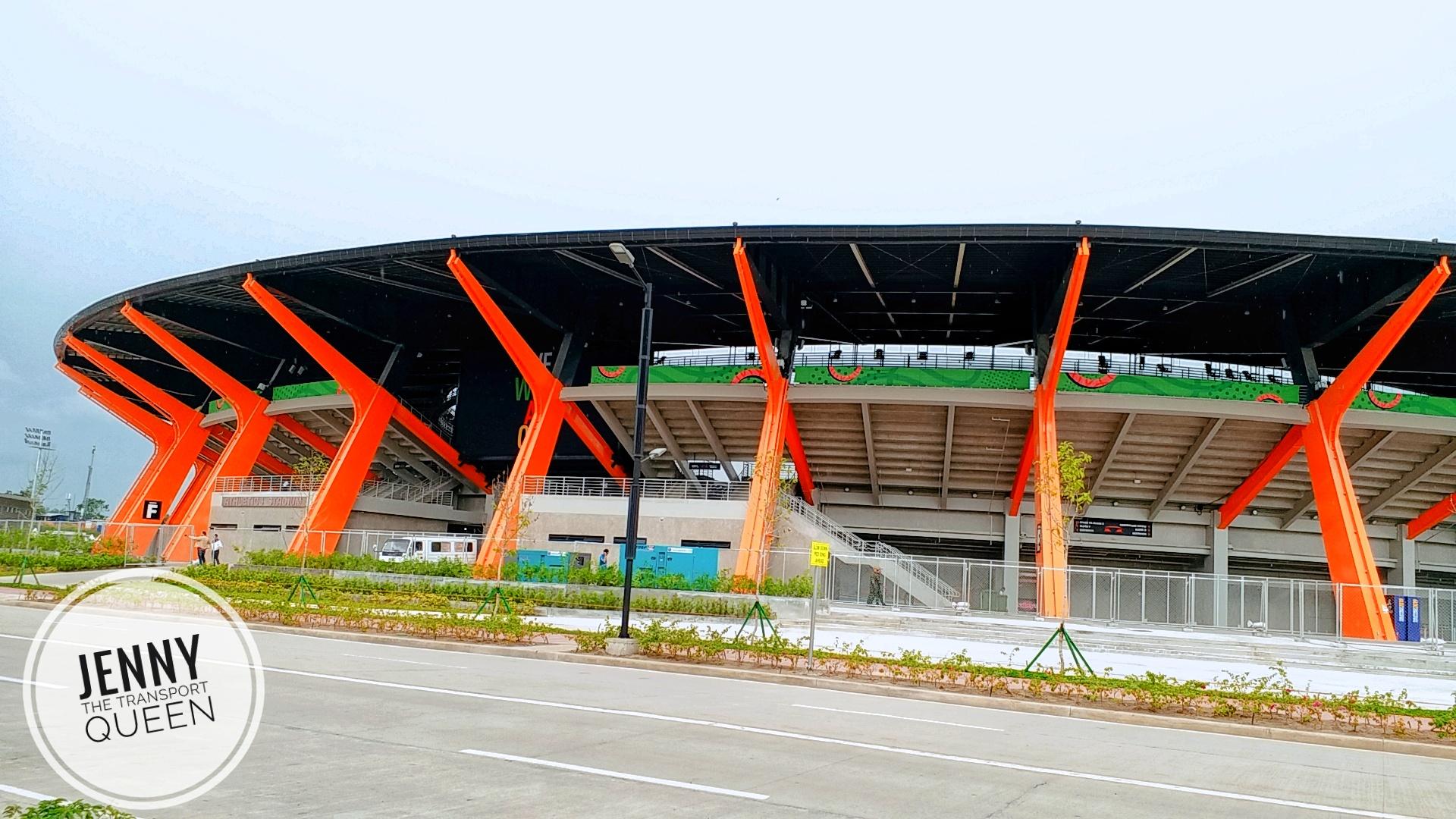 athletics stadium