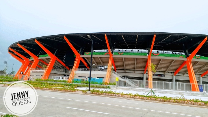 athletics stadium