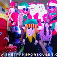 Season of Giving at Robinsons Townville - The Transport Queen
