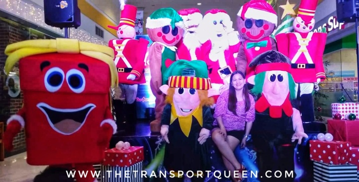 Season of Giving at Robinsons Townville – The TransportQueen