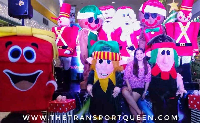 Season of Giving at Robinsons Townville – The Transport Queen