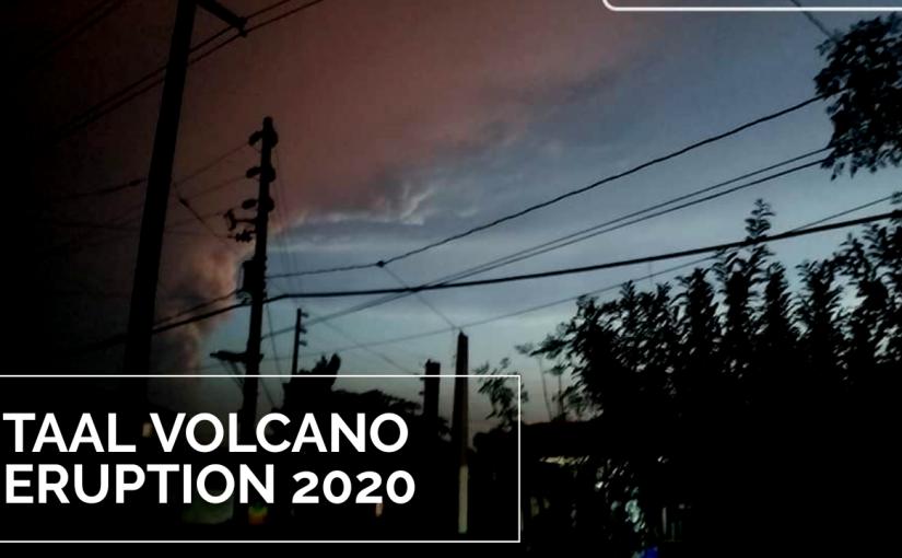 Listahan ng mga Barangay na maaring maapektuhan ng Taal Volcanic BaseSurge
