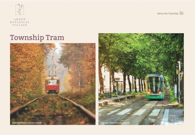 Township tram