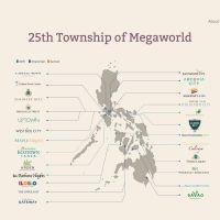 Own a piece of Megaworld's first Botanical Themed Township!